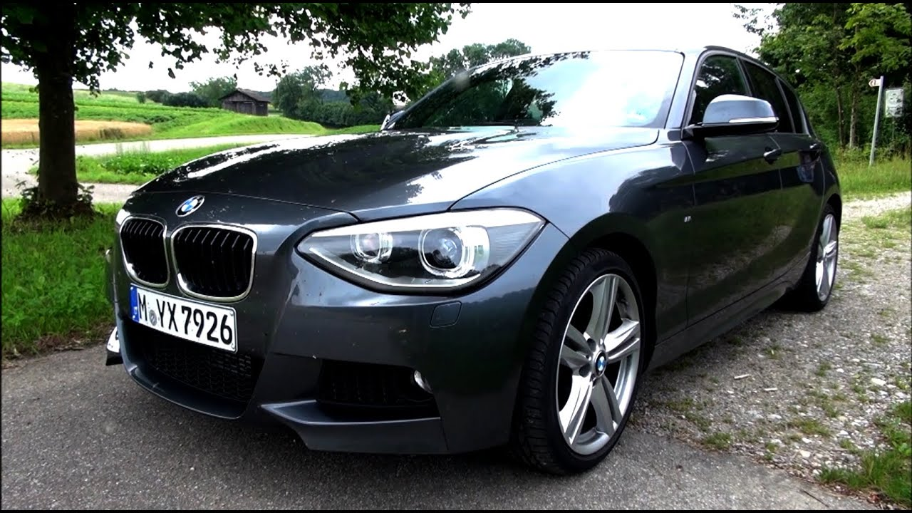 2014 bmw 118i f20 170 hp m paket test drive funnycat tv. Black Bedroom Furniture Sets. Home Design Ideas