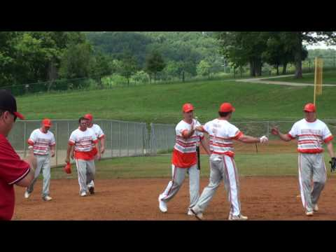 2010 USSSA Music City - Midwest Swing hits a walkoff vs AJS