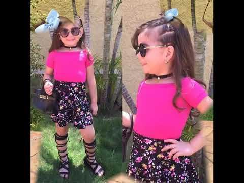 تاييرات اطفال بنات صيفى ,تاييرات بناتي شيك للعيد 2018