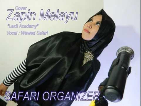 Cover Zapin Melayu 'Lesti' vocal Wewed Safarii