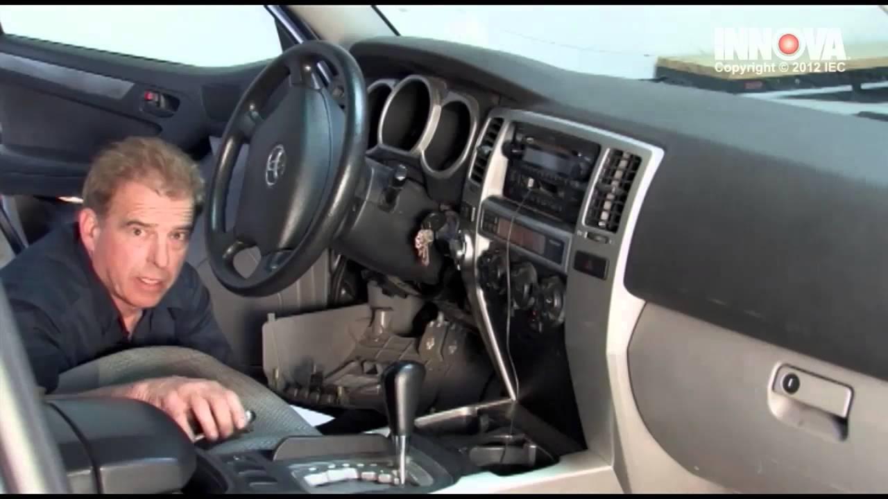 1995 Toyota 4runner Wiring Diagram Bmw E30 Radio How To Change Ignition Switch 2003 Youtube Premium