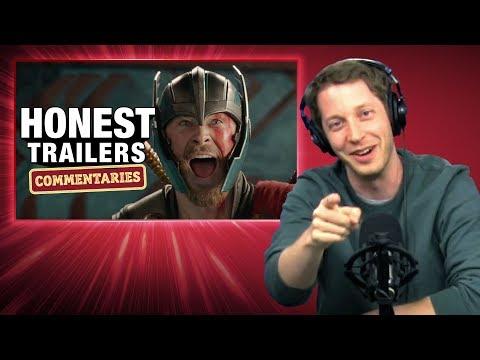 Honest Trailers Commentary - Thor: Ragnarok