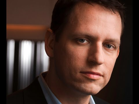 Disruptive business: Paypal's Peter Thiel on technology entrepreneurs