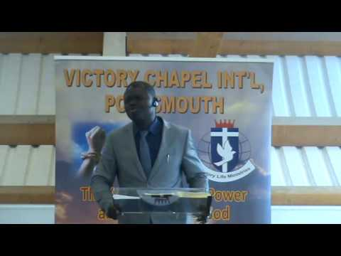 Wonders of Giving Help. Pastor Bisi Ige, Victory Chapel Int'l, Portsmouth