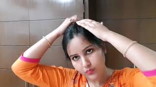 Very simple & easy hairstyles for engineers / hairstyles / hairstyle for long hair - हेयर स्टाइल