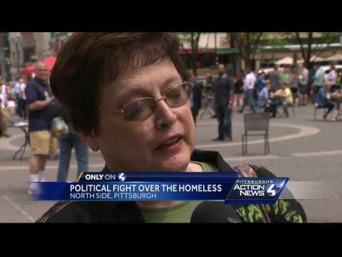 Darlene Harris claims homeless voter registration to benefit Pittsburgh Mayor Bill Peduto