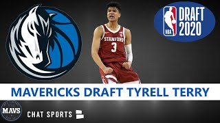 Nba draft 2020: g tyrell terry from stanford was selected in the 2nd round by dallas mavericks. chat sports has full analysis of who mavericks are ge...