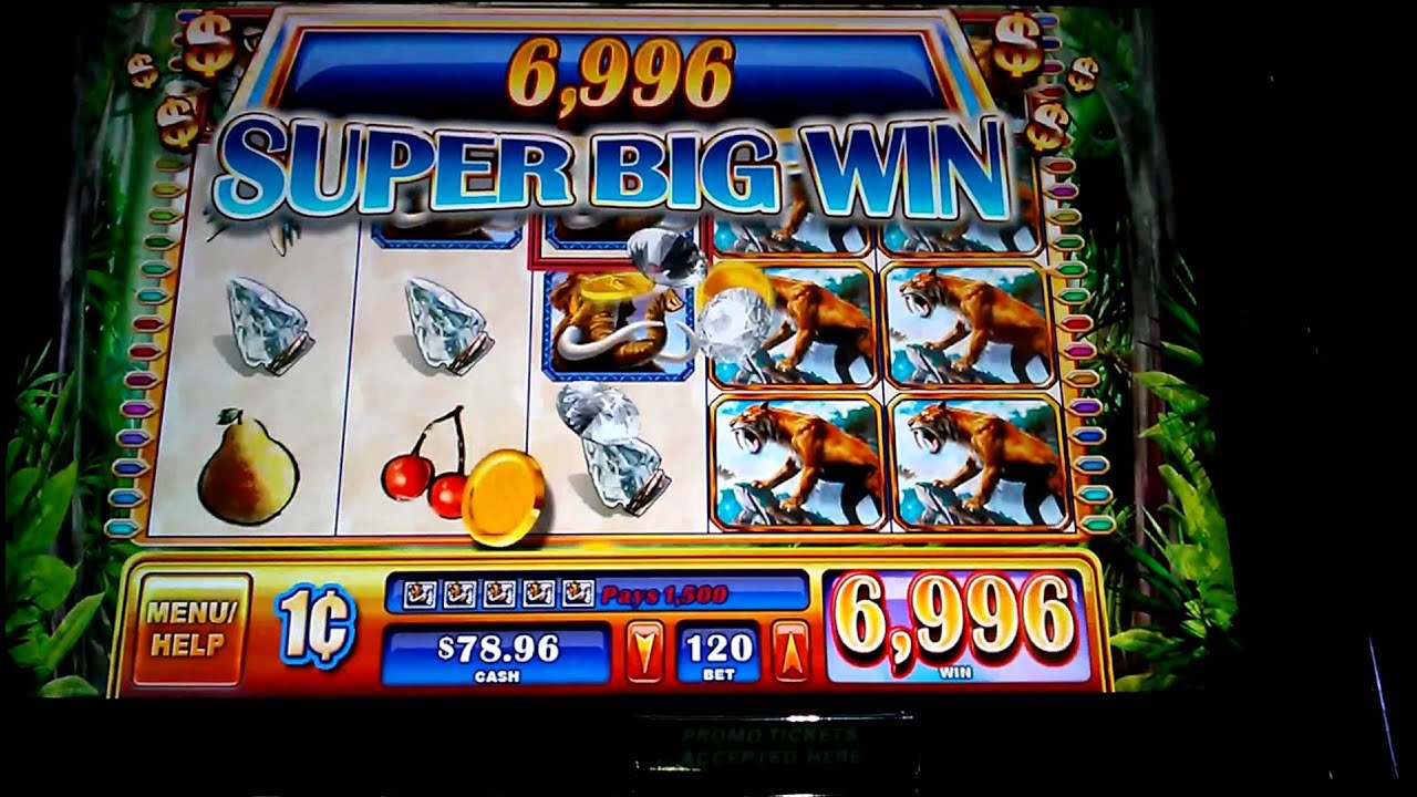 Super Big Win Slot Machines