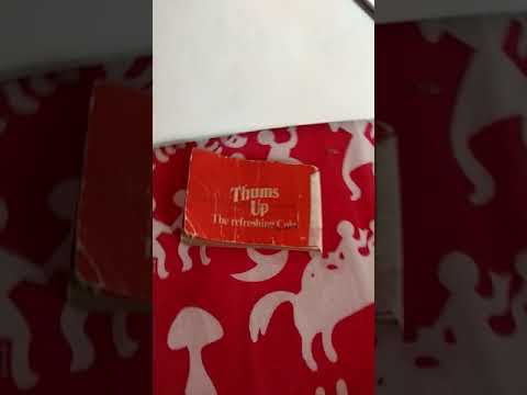 A Thums up flip book