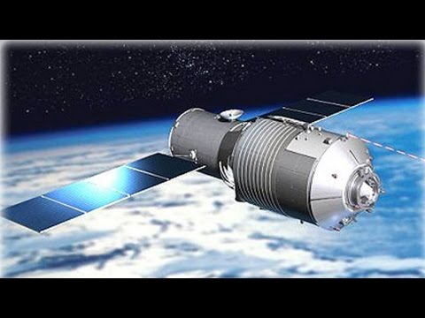 China's lost control of its space station