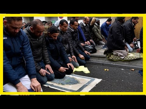 France will prevent Muslims pray
