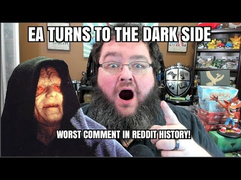 BATTLEFRONT 2 PUBLIC RELATIONS IS A PUBLIC NIGHTMARE!  REDDIT'S MOST DOWNVOTED COMMENT!