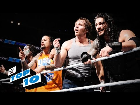 Top 10 SmackDown moments: WWE Top 10, December 10, 2015