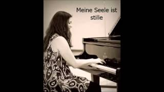Meine Seele ist stille NAK (Piano)