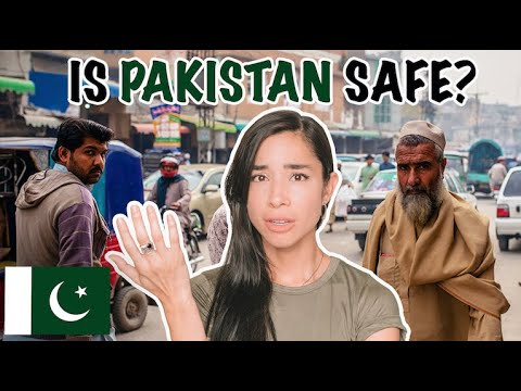American Woman's FIRST IMPRESSIONS of PAKISTAN