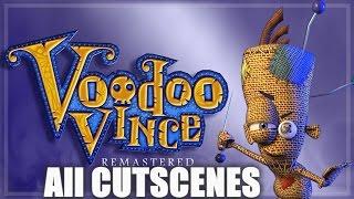Voodoo Vince: Remastered All Cutscenes & Ending (1080p 60 Fps)