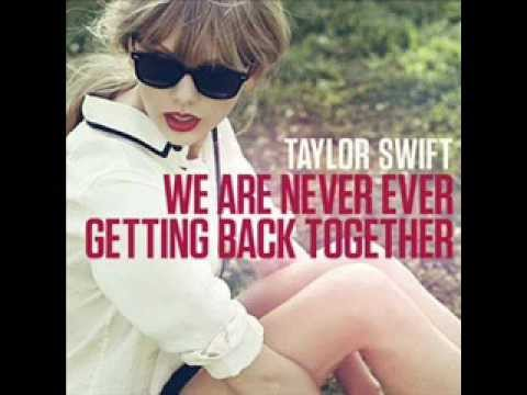 Taylor Swift - We Are Never Ever Getting Back Together [Kiss Remix]