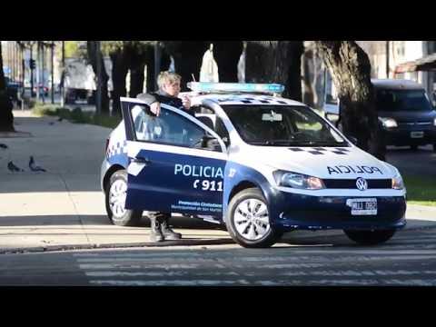 El intendente de San Martín se reunió con los Foros de Seguridad del distrito