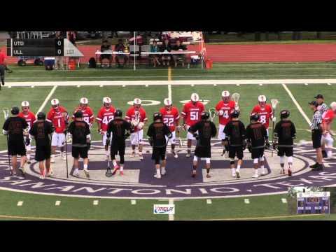 ULL vs UTD Finals LoneStar Alliance Playoffs D2 2016 Part 1