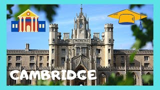 CAMBRIDGE, a walk around the famous Universities, ENGLAND thumbnail