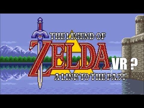 Zelda in VR?!?