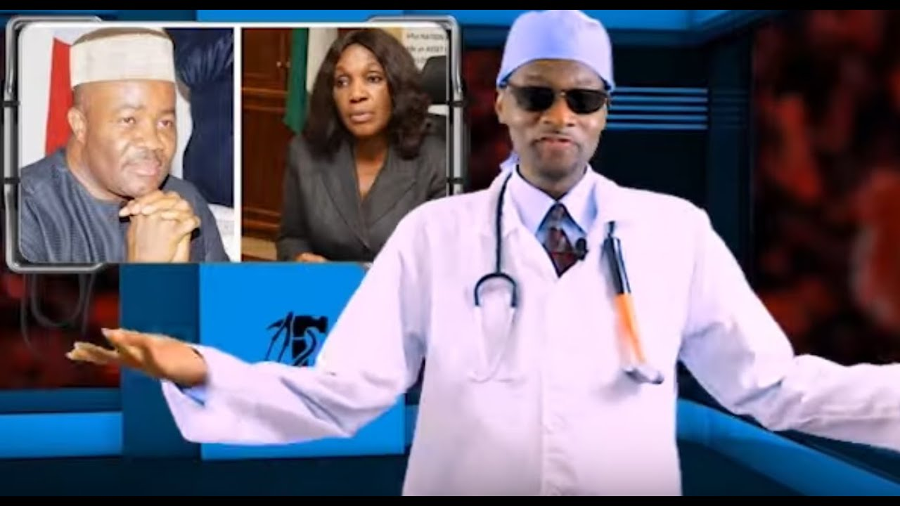Dr. Damages Show 427: Akpabio in corruption scandals; EFCC's Magu Vs Malami, multibillion naira war