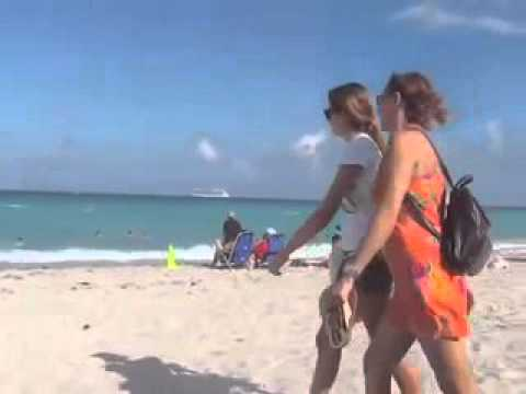 Video Tour Of South Beach Miami For Shreddersphere Weight Loss