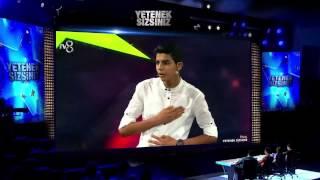 Yunus Karaca Final Performansı   Yetenek Sizsiniz Türkiye