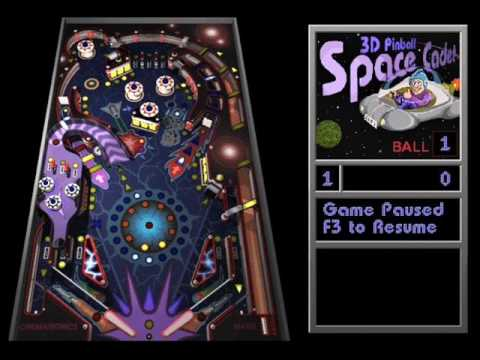 Music from 3D Pinball - Space Cadet Table (Extended)