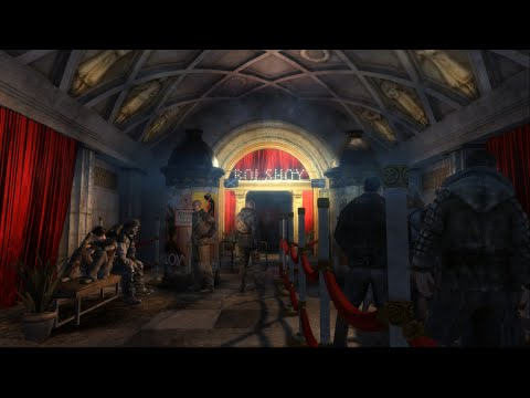 Metro Last Light Redux Theater Scene |
