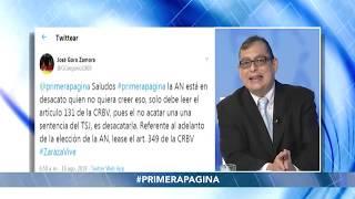 José Vicente Haro – Primera Página |3-3