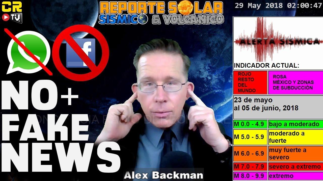 No Fake News ⚠ Riesgo Global De Terremotos Es Ele