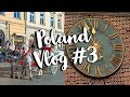 CHOCOLATE, FORESTS, AND STORES | Poland Vlog #3