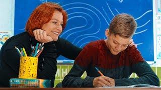 видео: У злой училки появился ЛЮБИМЧИК!!!