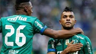 Palmeiras 4 x 0 Vasco - Melhores Momentos & Gols  - Brasileirão Série A 2017