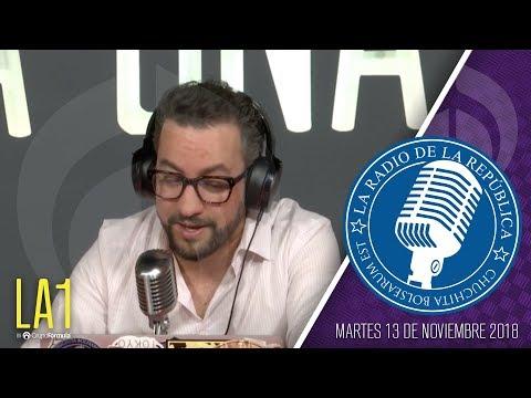 #LA1 - ¡R.I.P. EXCELSIOR! - La Radio de la República - @ChumelTorrres