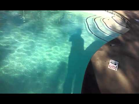 Swimming pool leak detection dye test youtube - How to detect swimming pool leaks ...