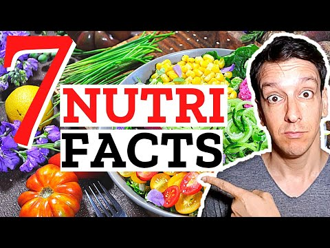 Doctor reveals: 7 Nutrition Facts I wish I knew earlier