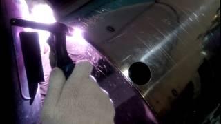 Сварка пароводяного котла из нержавейки. Аргон. (часть 1)(Этот ролик обработан в Видеоредакторе YouTube (https://www.youtube.com/editor), 2016-01-16T16:55:56.000Z)