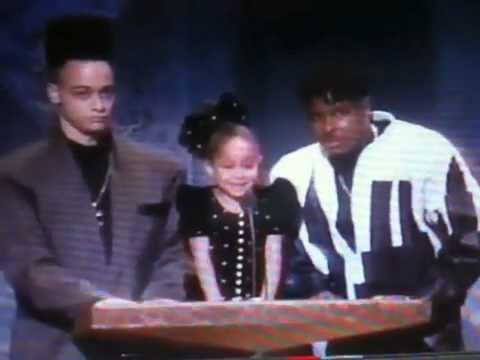 Raven Symone - The NAACP Awards 1990