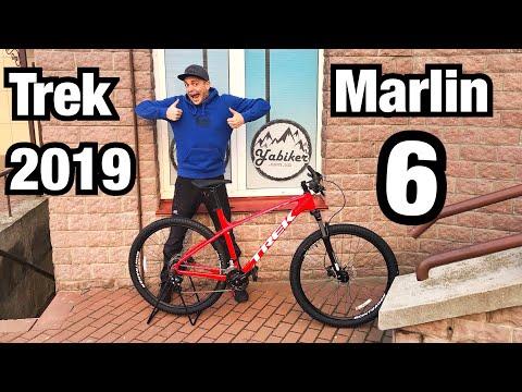 TREK MARLIN 6 2019! Лучший велосипед цена-качество из бюджетной  линейки КК хардтейлов Trek