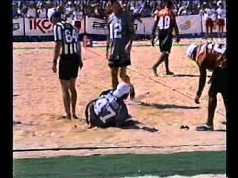 NFL Career Ending Injury - Robert Edwards