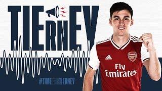 Welcome to Arsenal, Kieran Tierney!