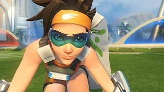 Overwatch: Every Summer Games Skin 2017 Video