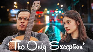 Paramore - The Only Exception | Cover By Keysha & Caessario  ( xylo entertainment )