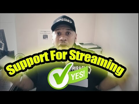 Best Streaming Media Center 2019 -Using Miraclebox Support