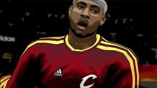 NBA 2k13 MyCAREER - QJB Leaves Commentary Due to High Stress Levels | Level 3 Finisher Glitch?