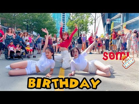 [KPOP IN PUBLIC CHALLENGE]SOMI (전소미) - 'BIRTHDAY' Dance Cover by FDS (Vancouver)