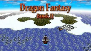 Dragon Fantasy: Book II Brings Old-School RPGs to Vita and PS3