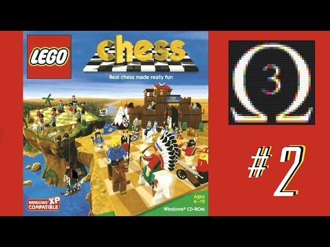 Lego Chess Episode 2 - Rook, Knight, Bishop... Whatever.